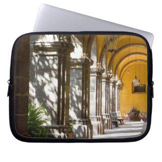 Mexico, Guanajuato state, San Miguel de Allende. Laptop Sleeve