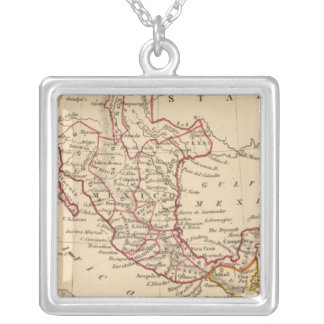 Mexico, Guatamala Silver Plated Necklace