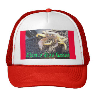 Mexico Has Crabs Cap