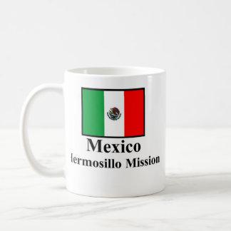 Mexico Hermosillo Mission Drinkware Basic White Mug