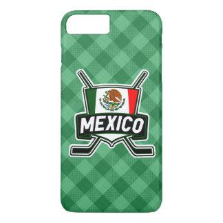 Mexico Ice Hockey Flag Phone Case