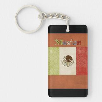 Mexico Key Chain Souvenir