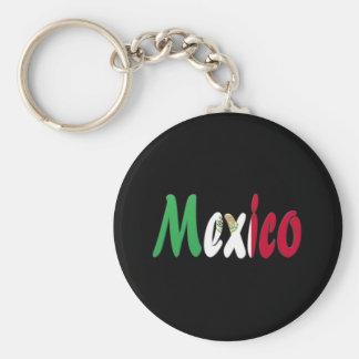 Mexico Key Ring
