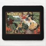 mexico land of tropical splendour mouse pads