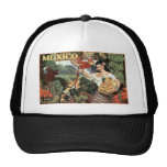 mexico land of tropical splendour trucker hat