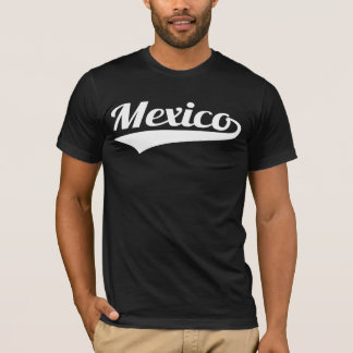 Mexico Logo T-Shirt