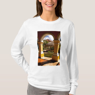 Mexico, Mayan Riviera, architecture at Iberostar T-Shirt