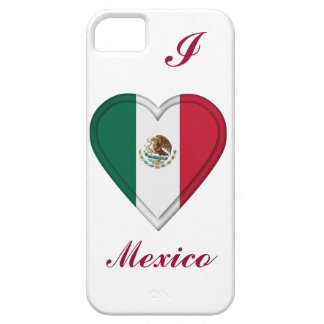 Mexico Mexican flag Barely There iPhone 5 Case