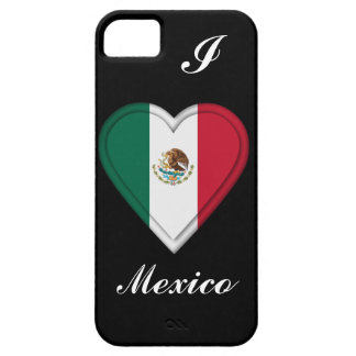 Mexico Mexican flag iPhone 5 Covers