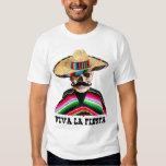 mexico,mexican,viva la fiesta tee shirt