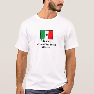 Mexico Mexico City South Mission T-Shirt