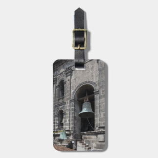 Mexico, Mexico City, Zocalo. The Bell Towers Luggage Tag