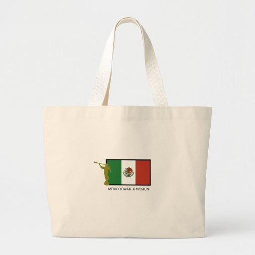 MEXICO OAXACA MISSION LDS CTR BAG