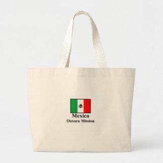 Mexico Oaxaca Mission Tote Canvas Bag