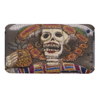 Mexico, Oaxaca. Sand tapestry (tapete de arena) iPod Touch Case-Mate Case