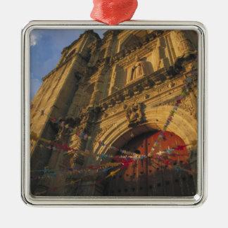 Mexico, Oaxaca, Templo de San Felipe de Neri 2 Christmas Ornament