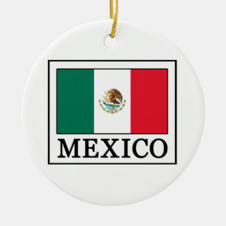 Mexico ornament