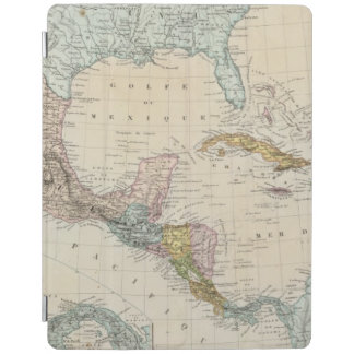 Mexico, Panama, Central America iPad Cover