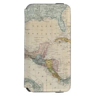 Mexico, Panama, Central America Incipio Watson™ iPhone 6 Wallet Case