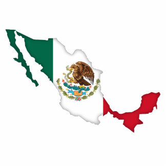 Mexico Cut Outs