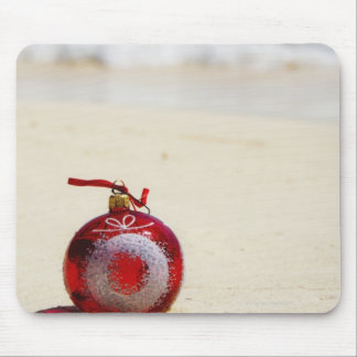 Mexico, Playa Del Carmen, christmas decoration Mouse Mat