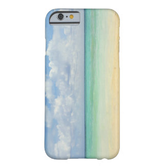 Mexico, Playa Del Carmen, seascape 2 Barely There iPhone 6 Case