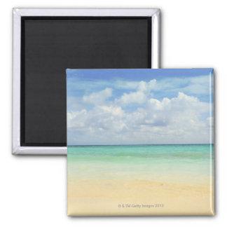 Mexico, Playa Del Carmen, seascape 2 Refrigerator Magnet