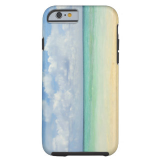 Mexico, Playa Del Carmen, seascape 2 Tough iPhone 6 Case