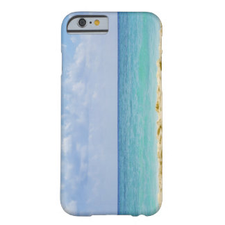 Mexico, Playa Del Carmen, seascape 4 Barely There iPhone 6 Case