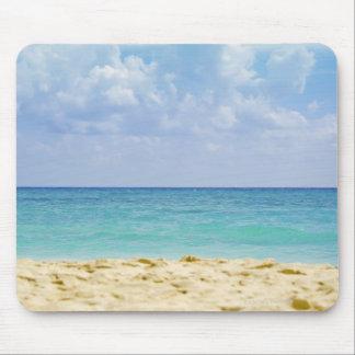 Mexico, Playa Del Carmen, seascape 4 Mouse Pad