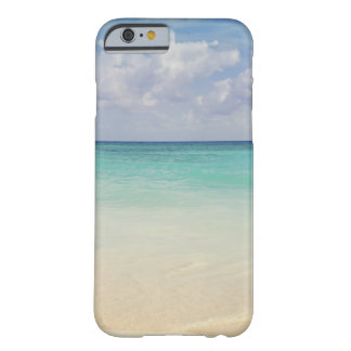 Mexico, Playa Del Carmen, seascape Barely There iPhone 6 Case