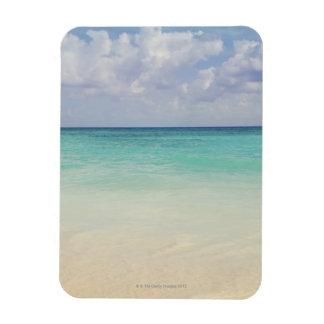 Mexico, Playa Del Carmen, seascape Magnet