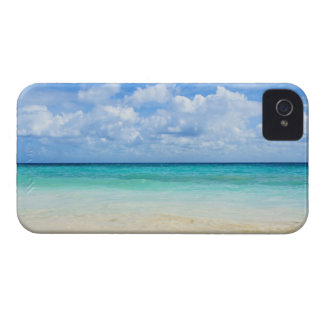 Mexico, Playa Del Carmen, tropical beach Case-Mate iPhone 4 Case
