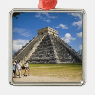 Mexico, Quintana Roo, near Cancun, Chichen 4 Christmas Ornament