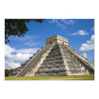 Mexico, Quintana Roo, near Cancun, Chichen 4 Photo Print