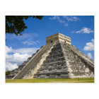 Mexico, Quintana Roo, near Cancun, Chichen 5 Postcard