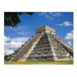 Mexico, Quintana Roo, near Cancun, Chichen 5 Post Cards