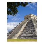 Mexico, Quintana Roo, near Cancun, Chichen Post Card