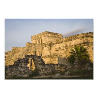 Mexico, Quintana Roo, Yucatan Peninsula, Photo Print