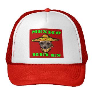 MEXICO RULES CAP