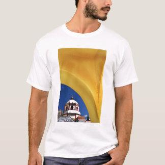 Mexico, San Miguel de Allende. Church framed T-Shirt