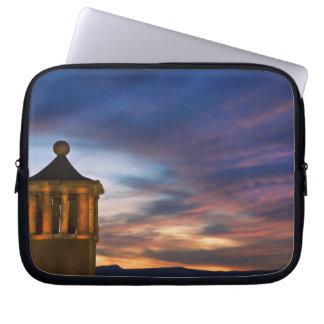 Mexico, San Miguel de Allende. Sunset over Laptop Sleeve