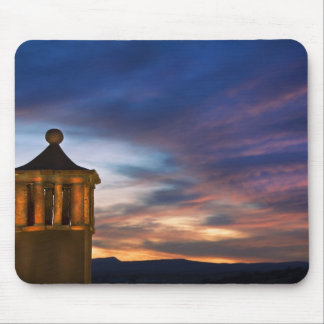 Mexico, San Miguel de Allende. Sunset over Mouse Mat