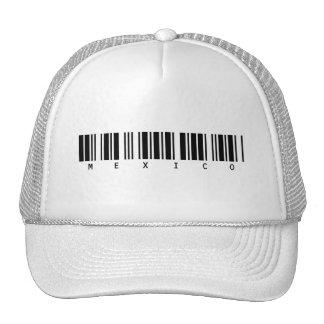 Mexico scan bar cap