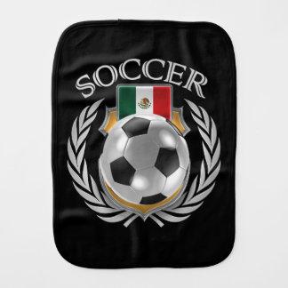 Mexico Soccer 2016 Fan Gear Burp Cloth