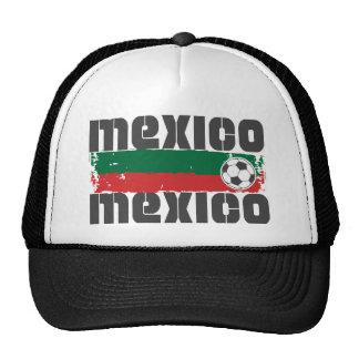 Mexico Soccer Trucker Hats