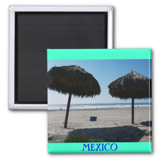 MEXICO SQUARE MAGNET