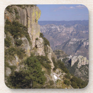 Mexico, State of Chihuahua, Copper Canyon. THIS 2 Beverage Coasters