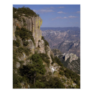 Mexico, State of Chihuahua, Copper Canyon. THIS 2 Print