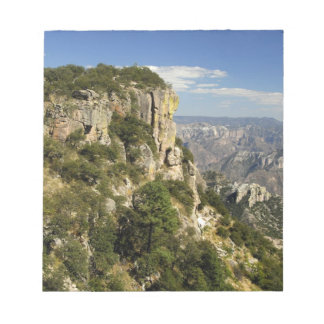Mexico, State of Chihuahua, Copper Canyon. THIS Notepad